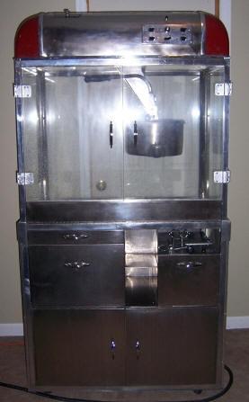 popcorn machine model 49 parts